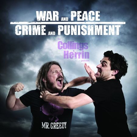 War and Peace, Crime and Punishment