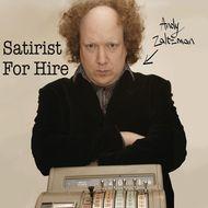 Andy Zaltzman - Satirist For Hire