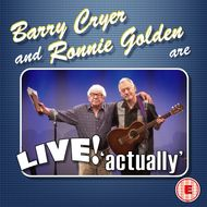 Barry Cryer and Ronnie Golden - Live! 'actually'